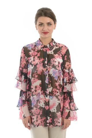 0213 4354/18-1 Блуза Maria Grazia Severi