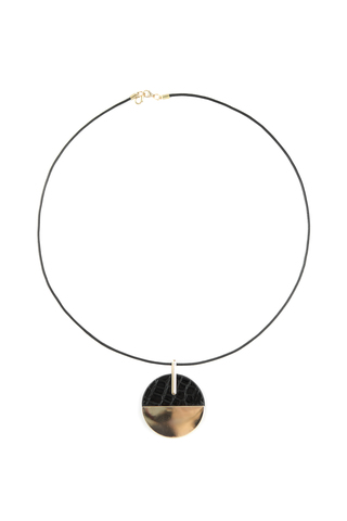 0203-W19/18-02 Декоративный шнурок с кулоном Franco Vello