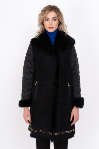 1004 000A/18-2 Пальто Maria Grazia Severi