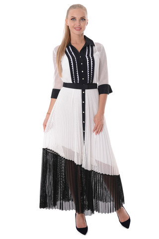 0403 2987/18-1 Платье+ремень Maria Grazia Severi